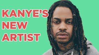 Meet Kanye West and GOOD Music's New Artist: Valee