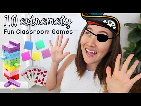 More Fun Classroom Games And Activities For Your Class 🎲