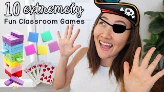 More Fun Classroom Games And Activities For Your Class