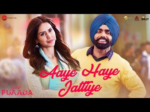Aaye Haye Jattiye - Puaada | Ammy Virk & Sonam Bajwa | Happy Raikoti & V Rakx Music - Zee Music Company