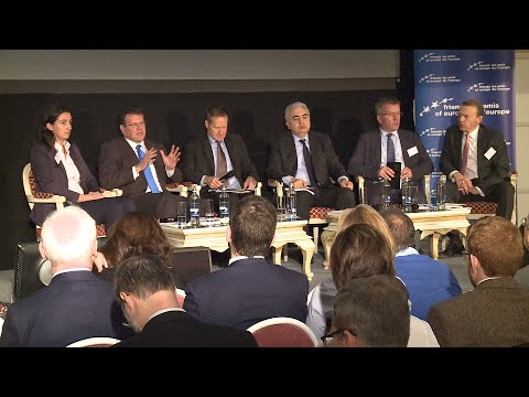 WORLD ENERGY OUTLOOK – Europe's options in a volatile world