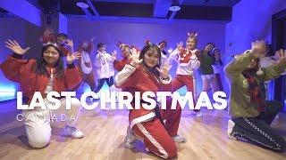 Download lagu Caskada - Last Christmas / 실용무용 중급반 choreography