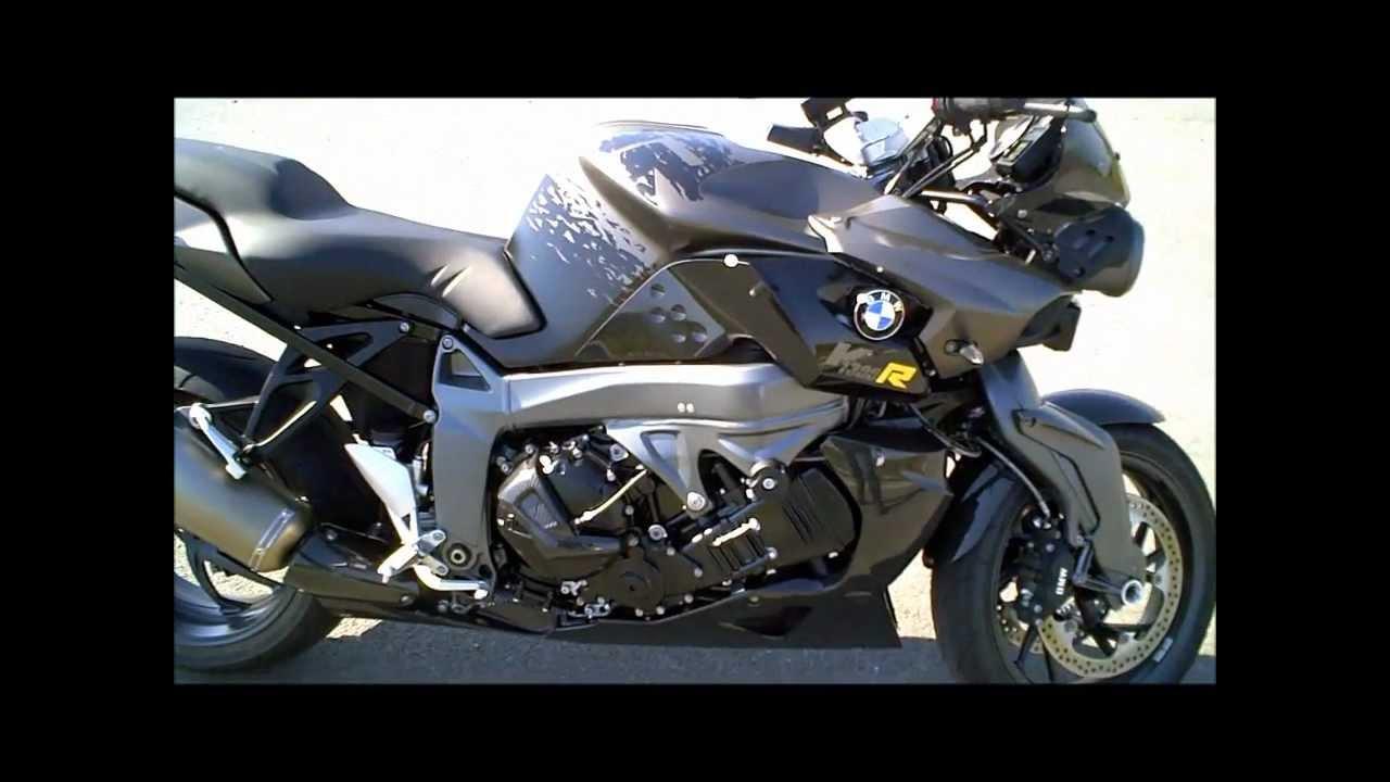 Essai Bmw K1300r 2012 Youtube