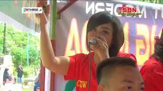 CUMA MANTAN BUROK SANTYA BINTANG NADA live cangkuang