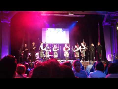 ScottishPower - Revolution 2016 - Breton set: Héloise et Abélard