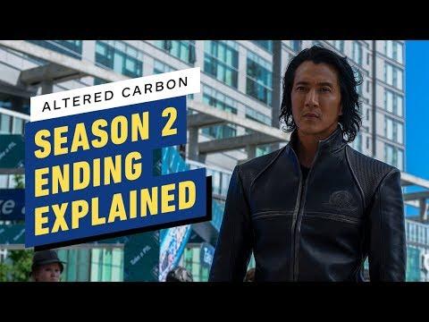 Altered Carbon: Season 2 Ending Explained