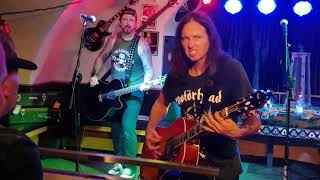 Warwick & Johnson - The Boys are back in Town @Jonny's Lion Cave 22.09 2018