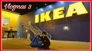 VLOGMAS 3/Jedziemy do IKEA!