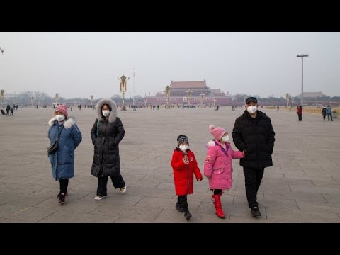 Coronavirus leaves streets of Beijing and Wuhan, China, nearly deserted