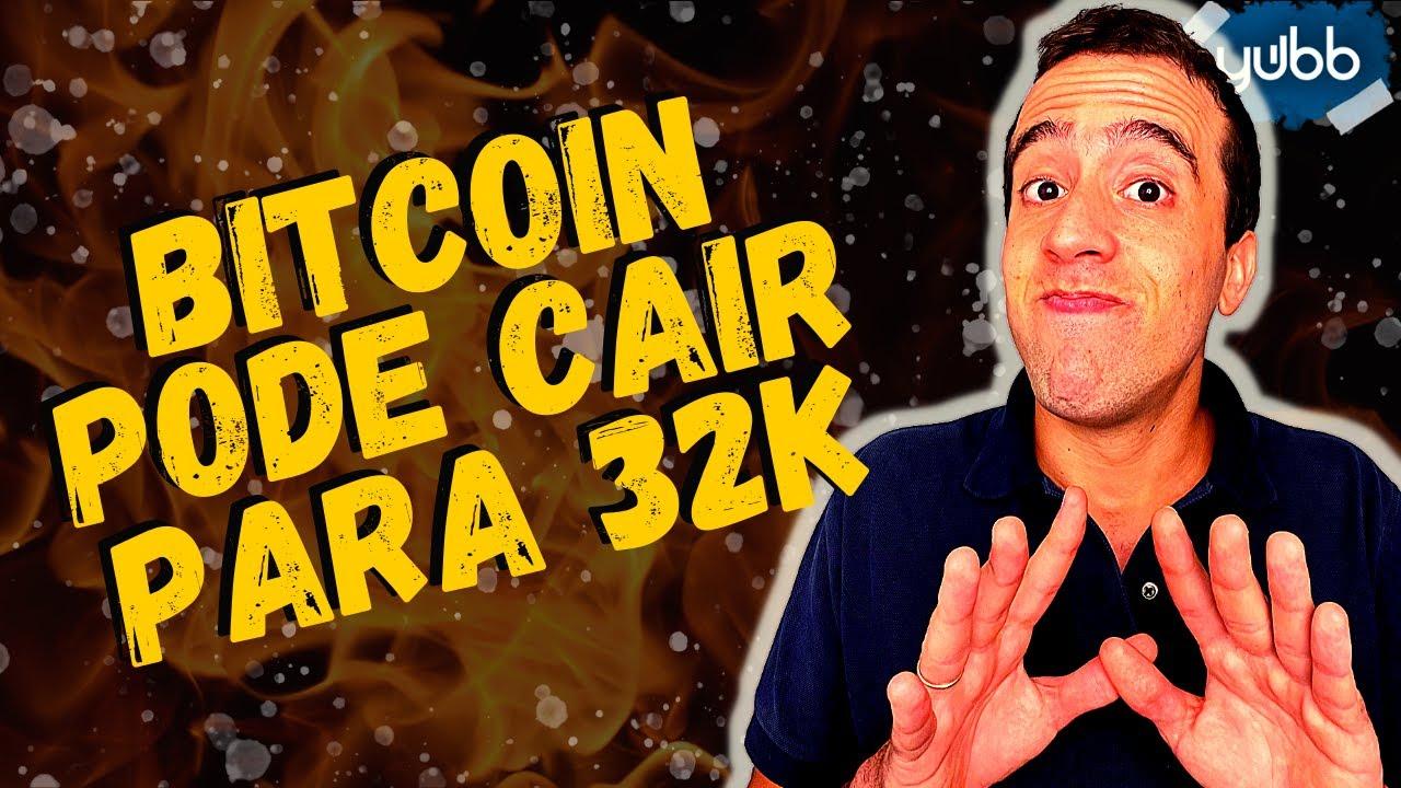 IMPORTANTE: PREÇO PODE CAIR MAIS! Analise bitcoin hoje (BTC) mostra zona de indefinição