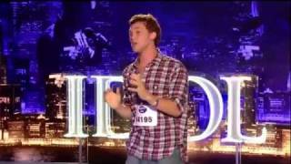 Repeat youtube video Phillip Phillips American Idol Audition