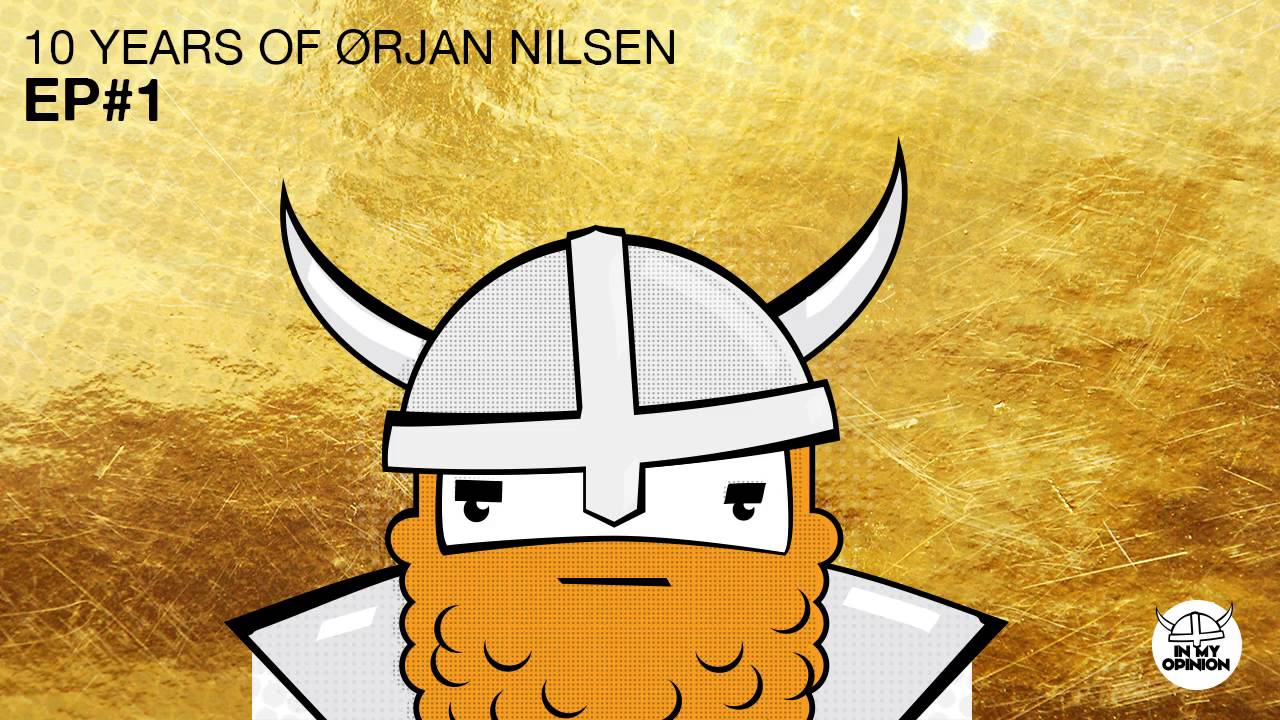 Ørjan Nilsen* Orjan - Arctic Globe / Prison Break