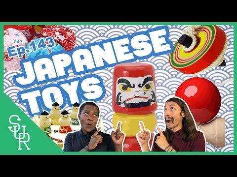 Japanese toys you must try! // 昔の遊び // Speak UP Radio [Ep.143]