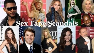 44 Celebs Who You'd Forgotten Had Sex Tape Scandals