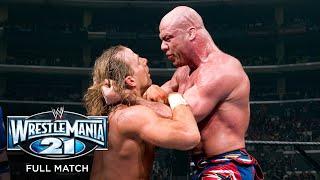 FULL MATCH - Kurt Angle vs. Shawn Michaels: WrestleMania 21
