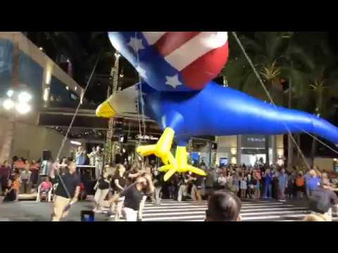 Pearl Harbor Memorial Parade Waikiki (Live December 7, 2017)