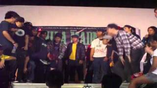 Manila Madnezz 2: Duel: Jr Vengeance vs Tiny Smashmouth (7th battle)