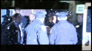 Raw: Three led out of 123rd Precinct in connection to Thursday police shooting