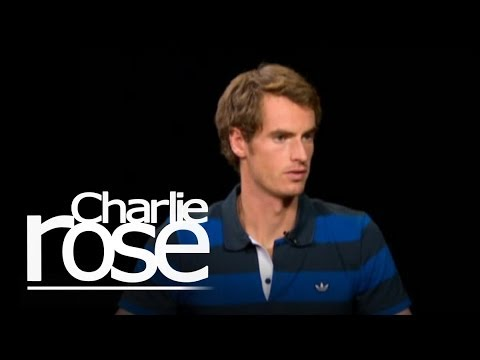 Andy Murray (09/11/12) | Charlie Rose