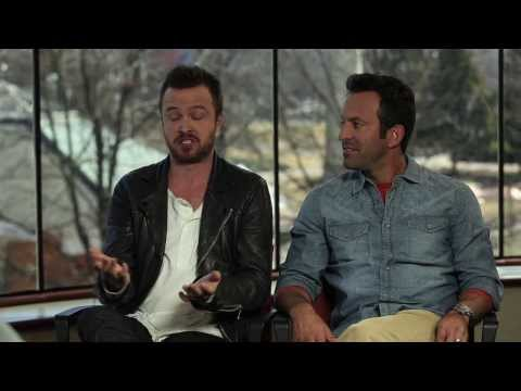 Headkrack's Hip Hop Spot: Scott Waugh & Aaron Paul Talks About Need For Speed