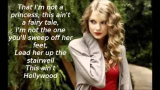 White Horse by Taylor Swift (Lyrics)