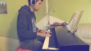 Lukas Graham - Love Someone - Piano Cover - Slower Ballad Cover