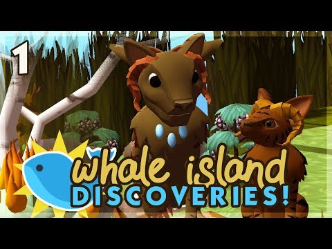 First Songs of the Mermaids! | Niche Let's Play • Whale Island Discoveries - Episode 1