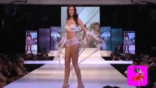 Hot Mixed Lingerie Fashion Runway Show