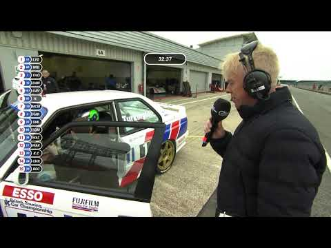 Full Race: Historic Touring Car Challenge - Silverstone Classic 2019