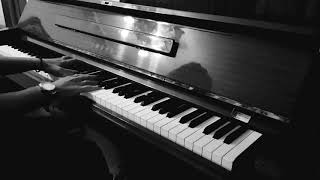 Niall Horan Flicker Piano Cover