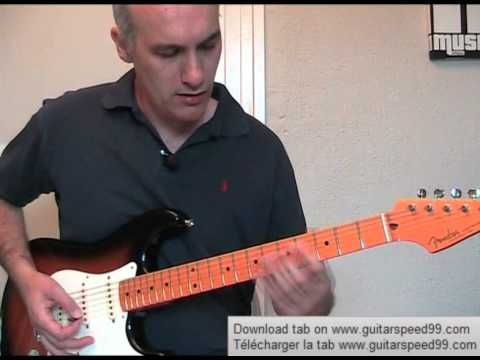 Cours de guitare - Don't Stand So Close To Me (The Police)