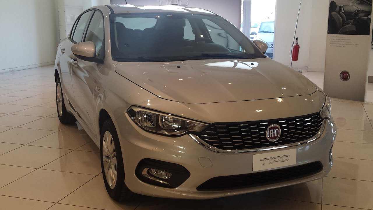 New fiat tipo walkaround and interior 2015 hq youtube - Fiat tipo interior ...