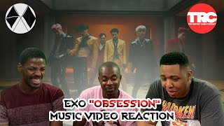 "EXO ""Obsession"" Music Video Reaction"