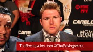 Canelo Alvarez: As a Mexican I was Offended By Adrien Broner's racial remarks