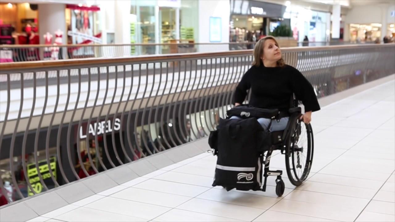 Best Wheelchair Backpack