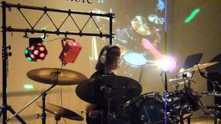 Drum cover of Snail, by Smashing Pumpkins.