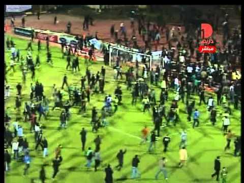 محكمة مصرية تسدل الستار على مذبحة استاد بورسعيد بتأييد إعدام 10 أشخاص