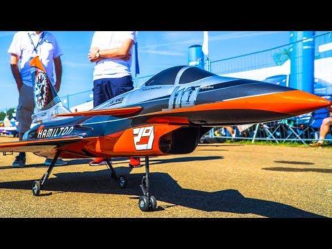 EXTREME 3D FLIGHT! CHENGDU J10 JET ITALIA RC TURBINES | NICOLAS GASTALDI | JET POWER 2018