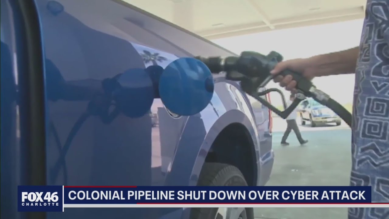 What you need to know about the Colonial Pipeline cyberattack, gas ...