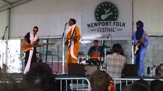 Bombino at Newport Folk Festival