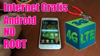 Internet Gratis Ilimitado Android  [NO ROOT]