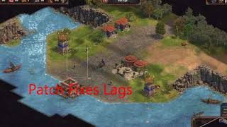 Age of Empires Definitive Edition low FPS Fix