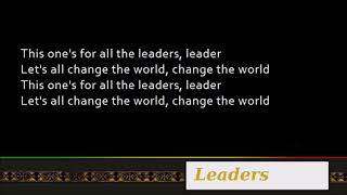 Nas & Damian Marley - Leaders ft. Stephen Marley [Lyrics]