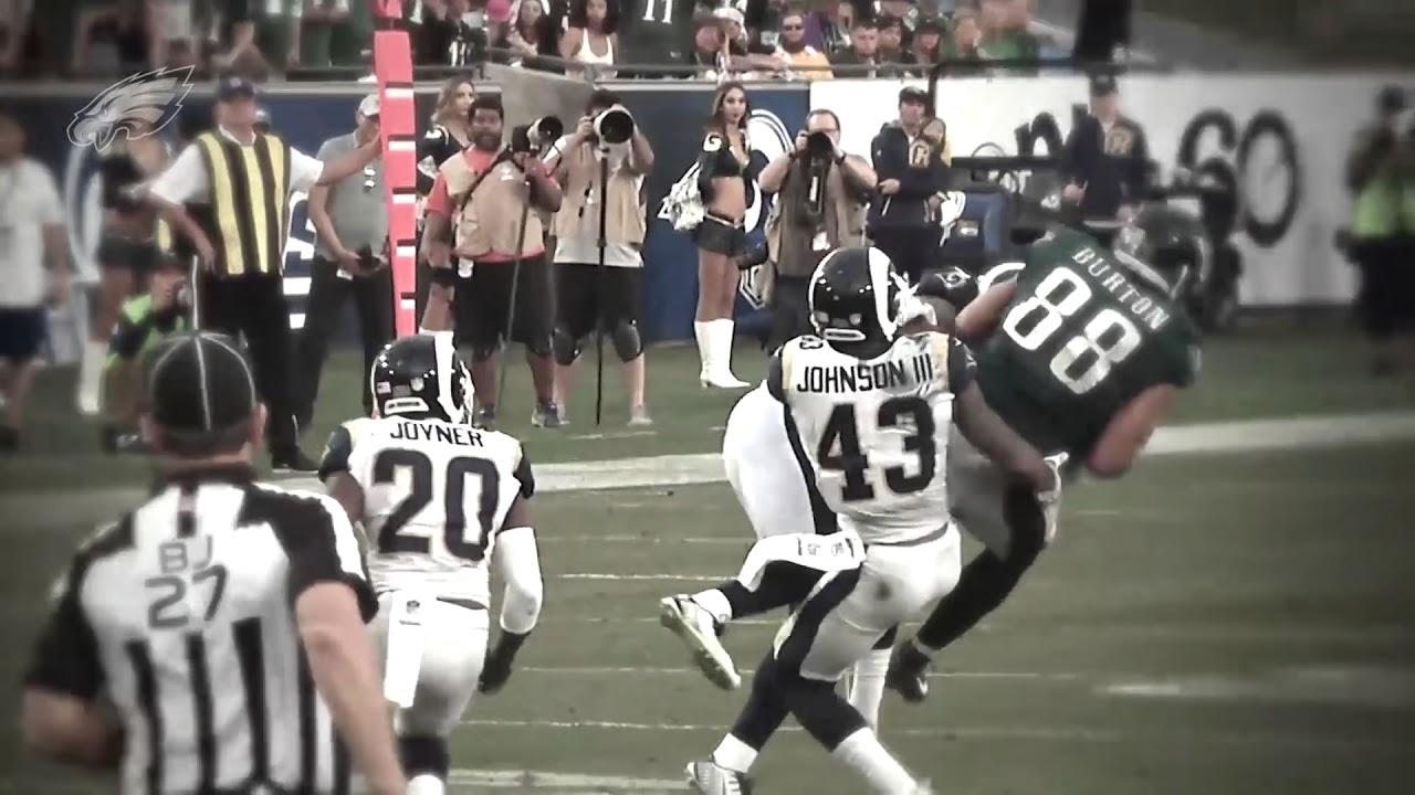 5b62956cbaa Philadelphia Eagles NFC Championship Game Hype Video - YouTube