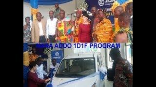 NANA ADDO 1D1F NSAWAM ZONDA CAR FACTORY