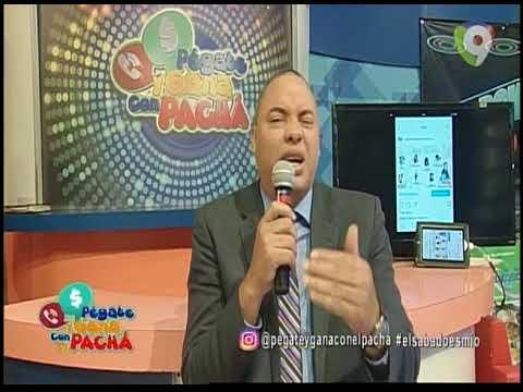 Los Deportes con Hector Gómez en Pégate y Gana con El Pacha