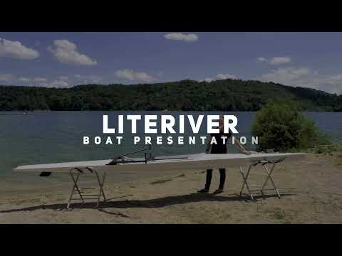 LiteRiver: a stable training skiff to learn rowing and improve!