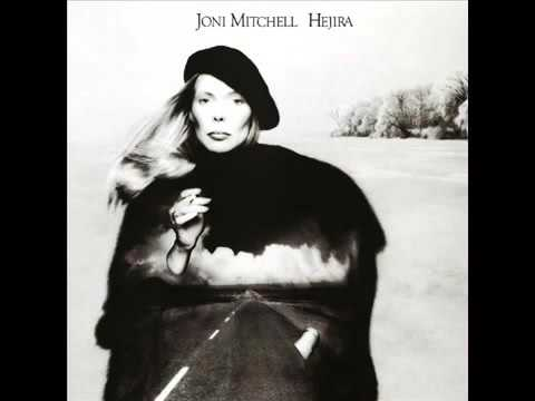 Joni Mitchell - Black Crow W/Lyrics