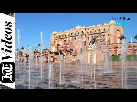 Iftar at Emirates Palace Abu Dhabi | The 5-Star Iftar
