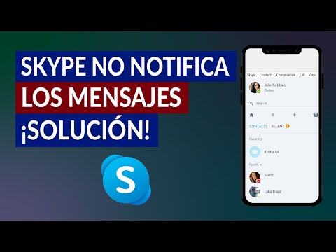 Cómo Solucionar que Skype no me Avisa que hay un Nuevo Mensaje